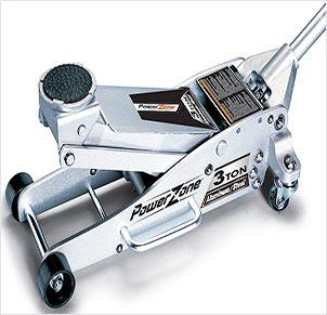best floor jack Powerzone 380044