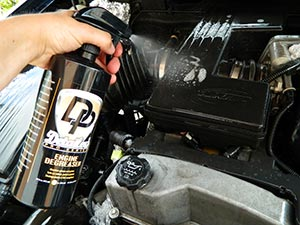 Clean an Car Engine Like a Professional