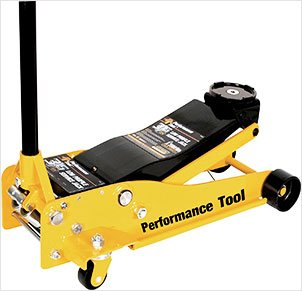 Performance Tool Low Profile Car Jack